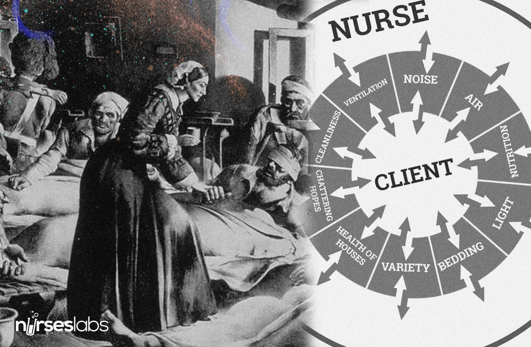 nursing theory paper florence nightingale Florence nightingale's environmental theory is a holistic approach to health care the basis of this theory is the inter-relationship of a healthful environment with nursing nightingale.