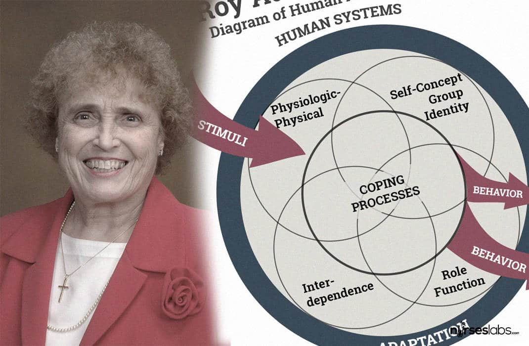 roy theory Sister callista roy began to develop her adaptation model in 1964 while pursuing a master's degree in nursing at the university of california in los angeles.