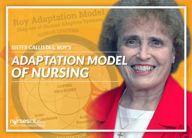 roy adaptation model The first section will discuss how roy's (1970) adaptation model and orem's   with parse's (2000) statement that nursing process is the distinctive problem.