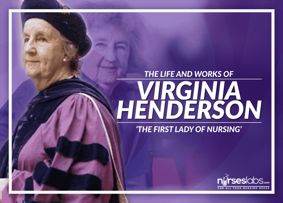 Image result for Virginia Henderson first lady of nursing