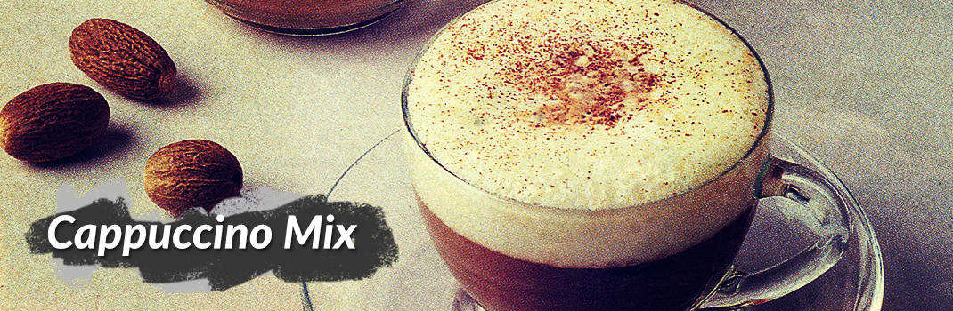 Cappuccino-Mix