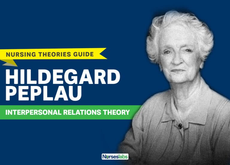 Hildegard Peplau Biography and Theory of Interpersonal Relations