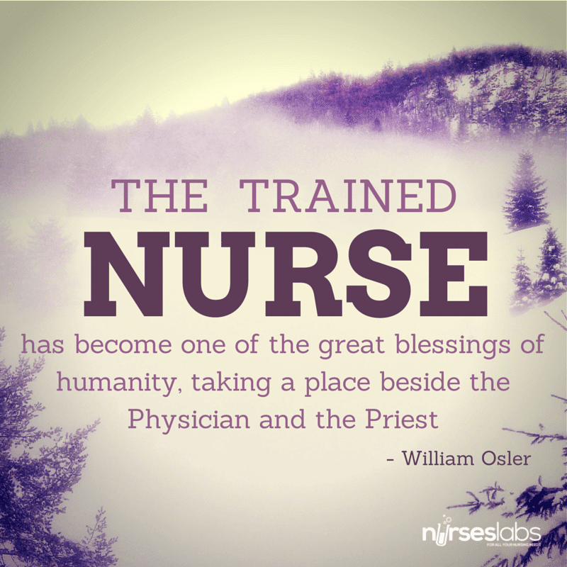 Nursing Quotes Cool 45 Nursing Quotes To Inspire You To Greatness  Nurseslabs