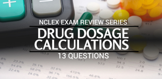 13-Questions-Drug-Dosage-Calculation-for-NCLEX