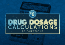 Drug Dosage Calculation Practice Quiz #6