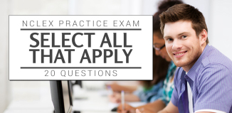 NCLEX-RN-Select-All-That-Apply-20-Items