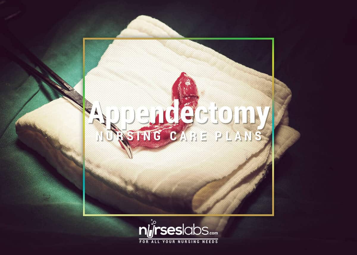 nursing care plan for appendectomy case study Objectives utilize the nursing process to plan culturally competent developmentally appropriate care for a client diagnosed with appendicitis outline perioperative nursing concepts related to an appendectomy.