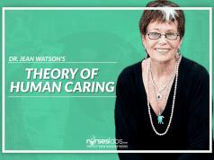 Jean Watson's Theory of Human Caring