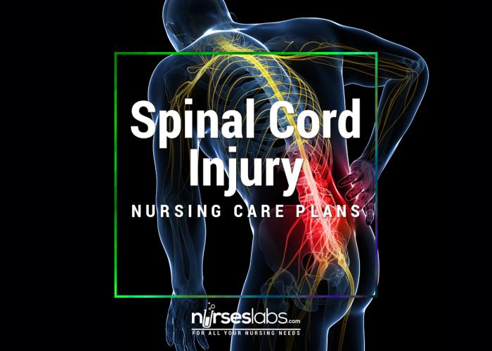 spinal cord injury...