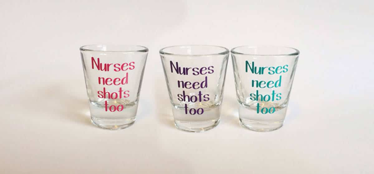 12-nurseshotglass