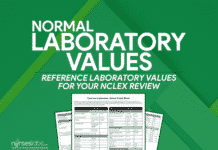 -Normal Laboratory Values Cheat Sheet for NCLEX