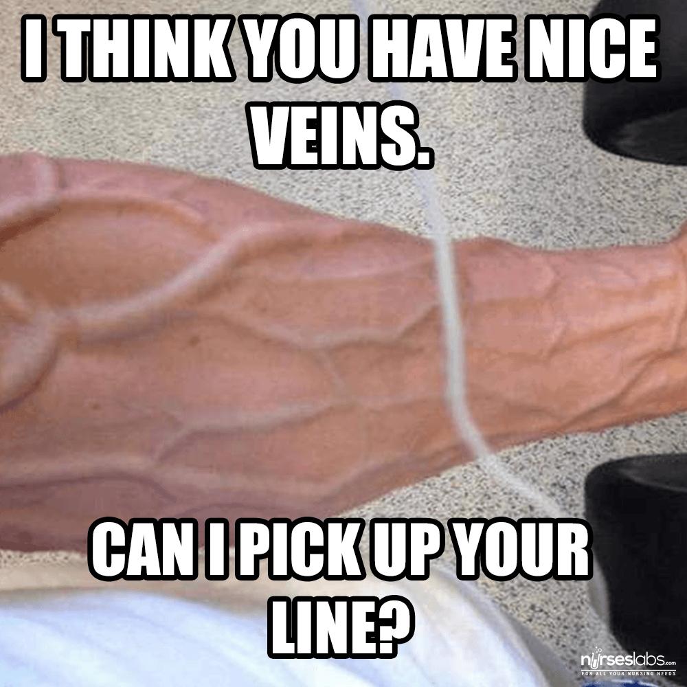 25 of the Best Nurse Pick Up Lines (Part 1) - Nurseslabs