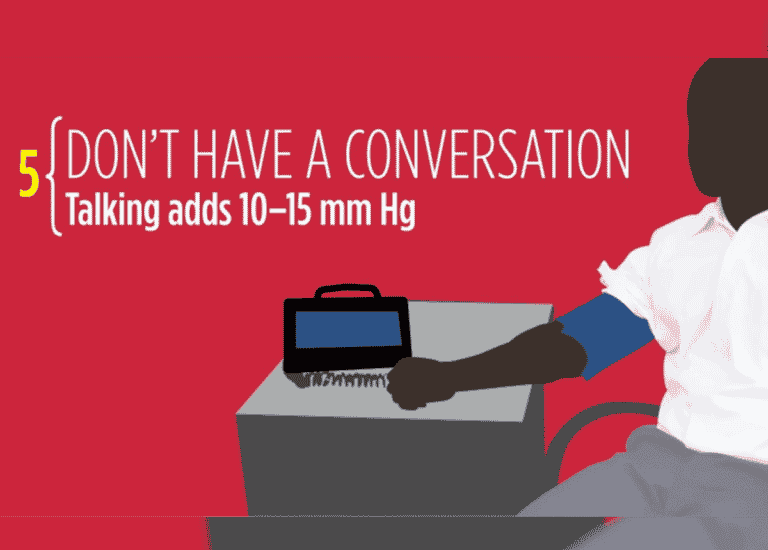 Simple Tips on How to Get Accurate Blood Pressure Reading