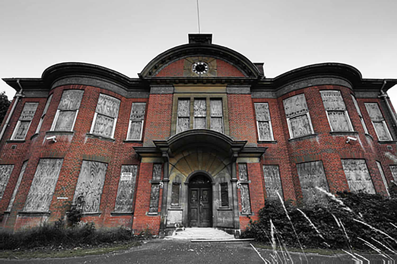 Severalls Hospital, England