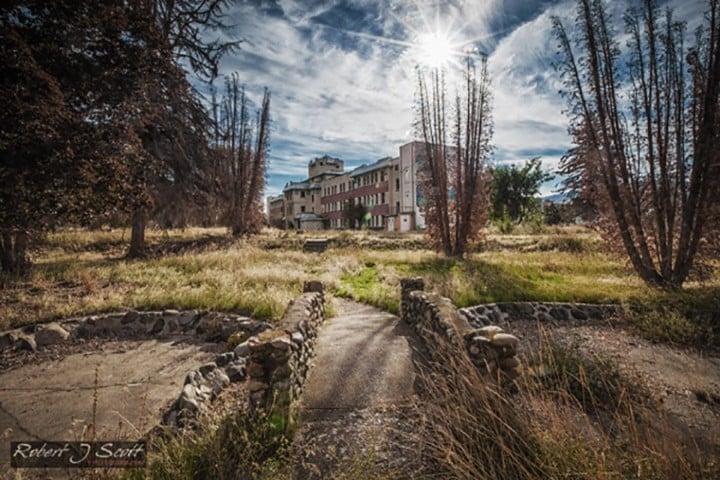 Tranquille Sanatorium, Canada