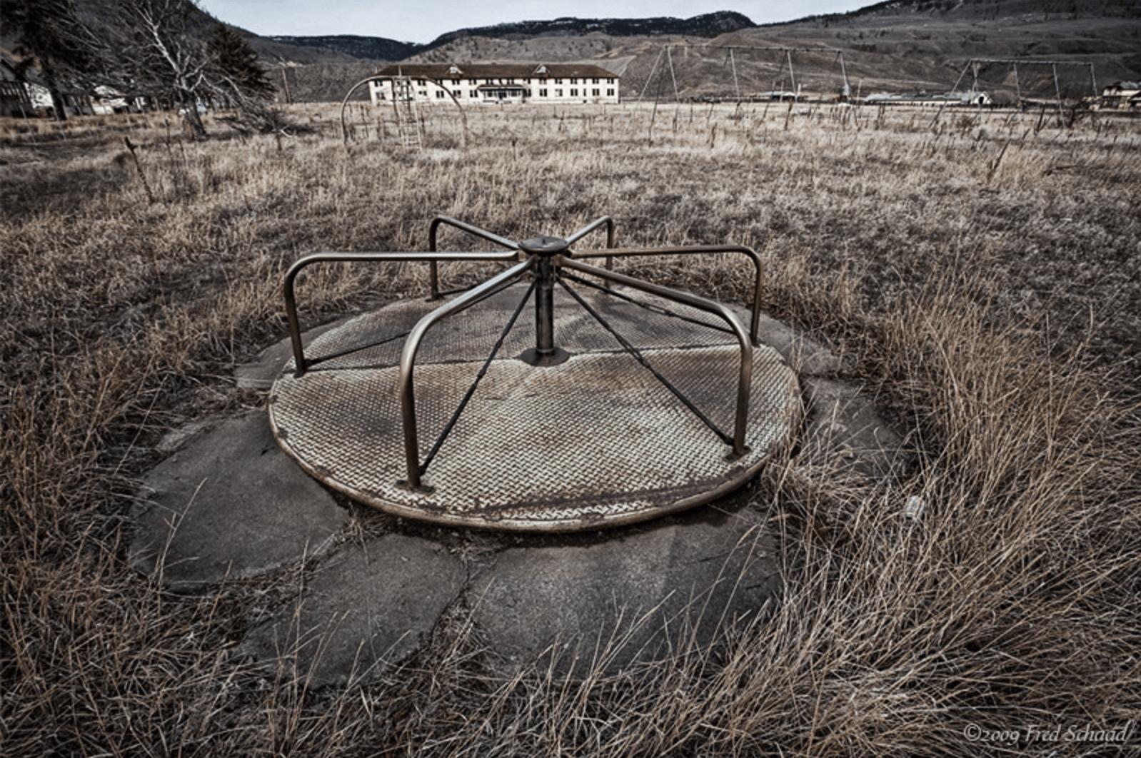 Tranquille Sanatorium, Canada (Playground)