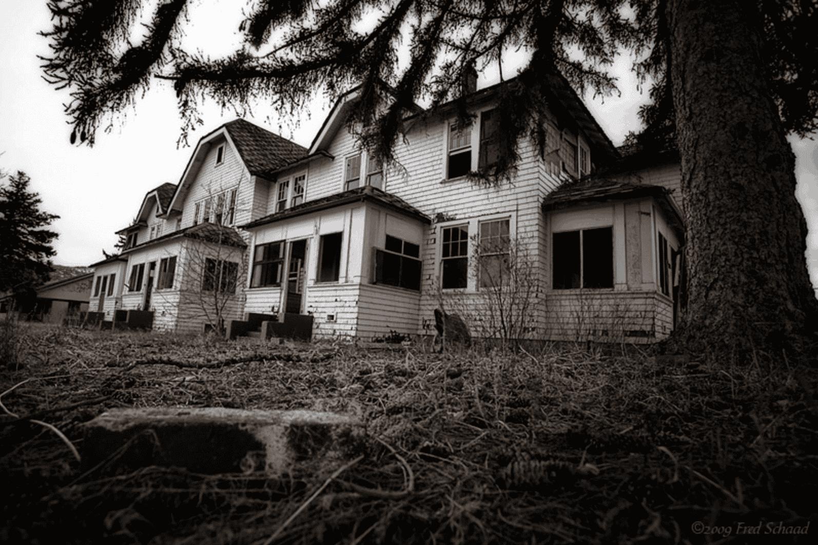 Tranquille Sanatorium, Canada (Residences)