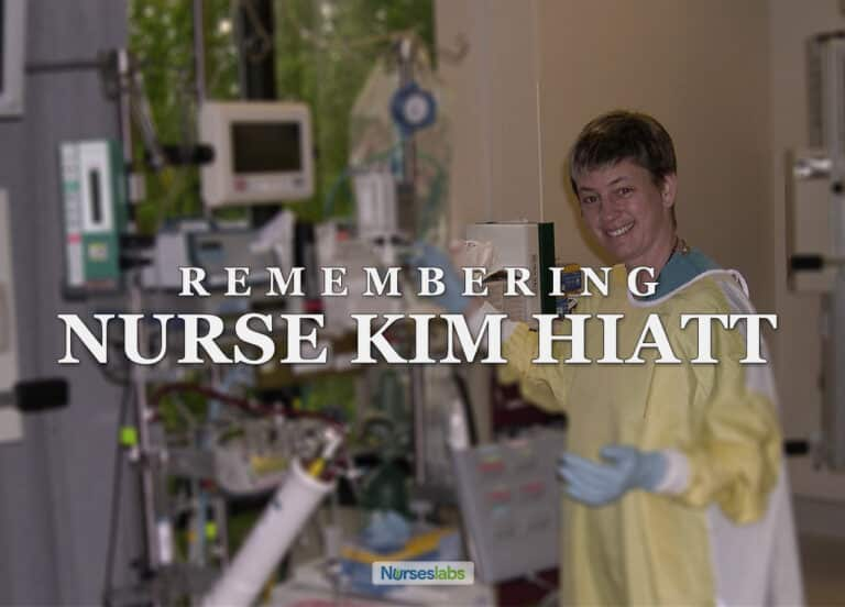 Nurse Kimberly Sue Hiatt - Casualty of Second Victim Syndrome