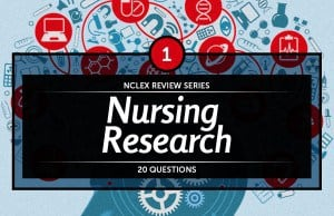 Nursing Research Practice Questions for NCLEX #1