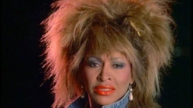 Tina Turner. Image via: vevo.com