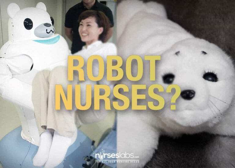 Why Robots Could Never Replace the Company of a Nurse