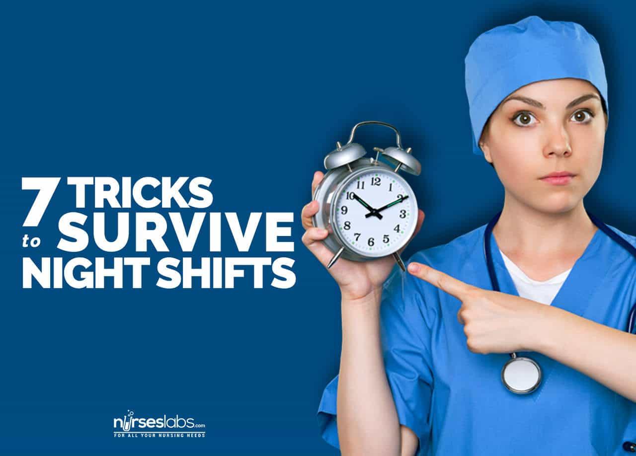 Mental Health Nurse >> 7 Tricks For Nurses to Survive Night Shifts - Nurseslabs