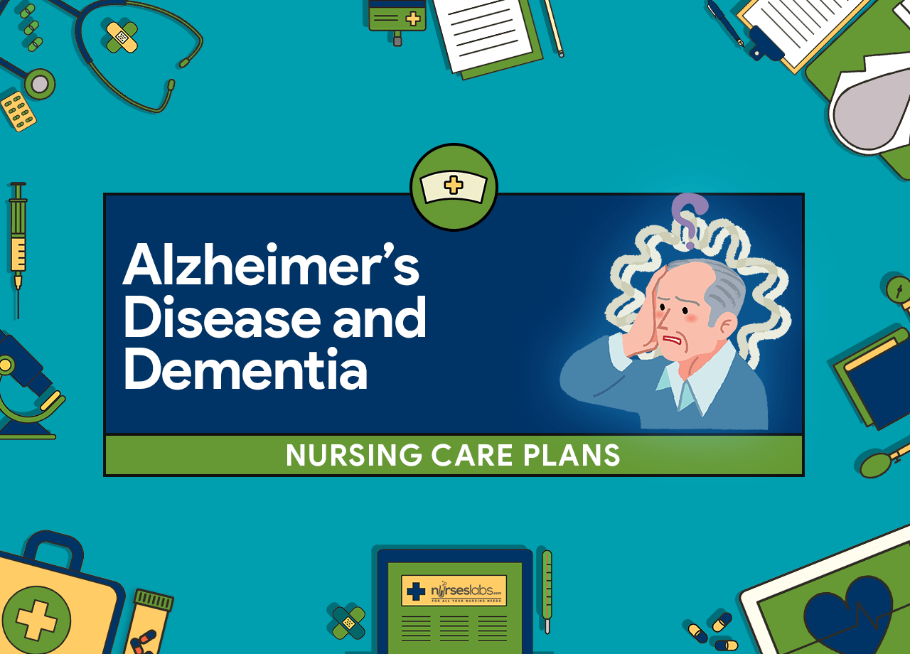 13 alzheimer 39 s disease and dementia nursing care plans for Dementia care plan template