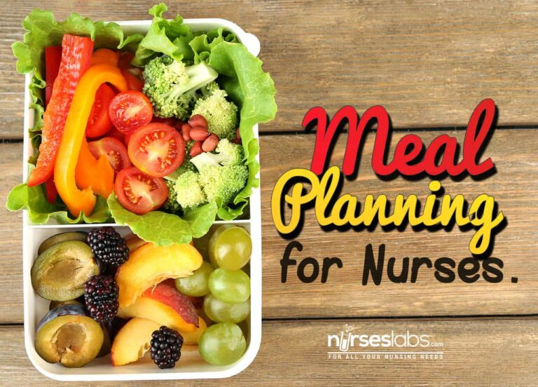 6 Must-Try Meal Planning Tricks for Nurses