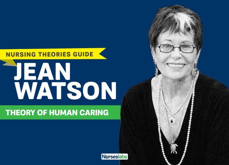 Jean Watson Theory of Human Caring Nursing Theory Guide