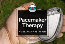 6 Pacemaker Therapy Nursing Care Plans