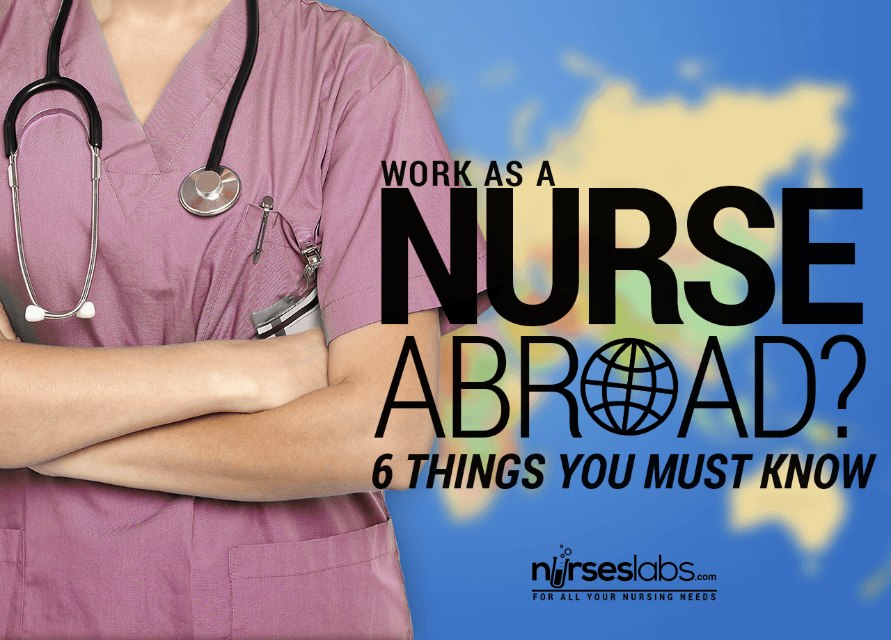 Nurse Travel Jobs Abroad