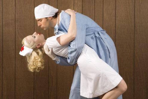 nurse-doctor