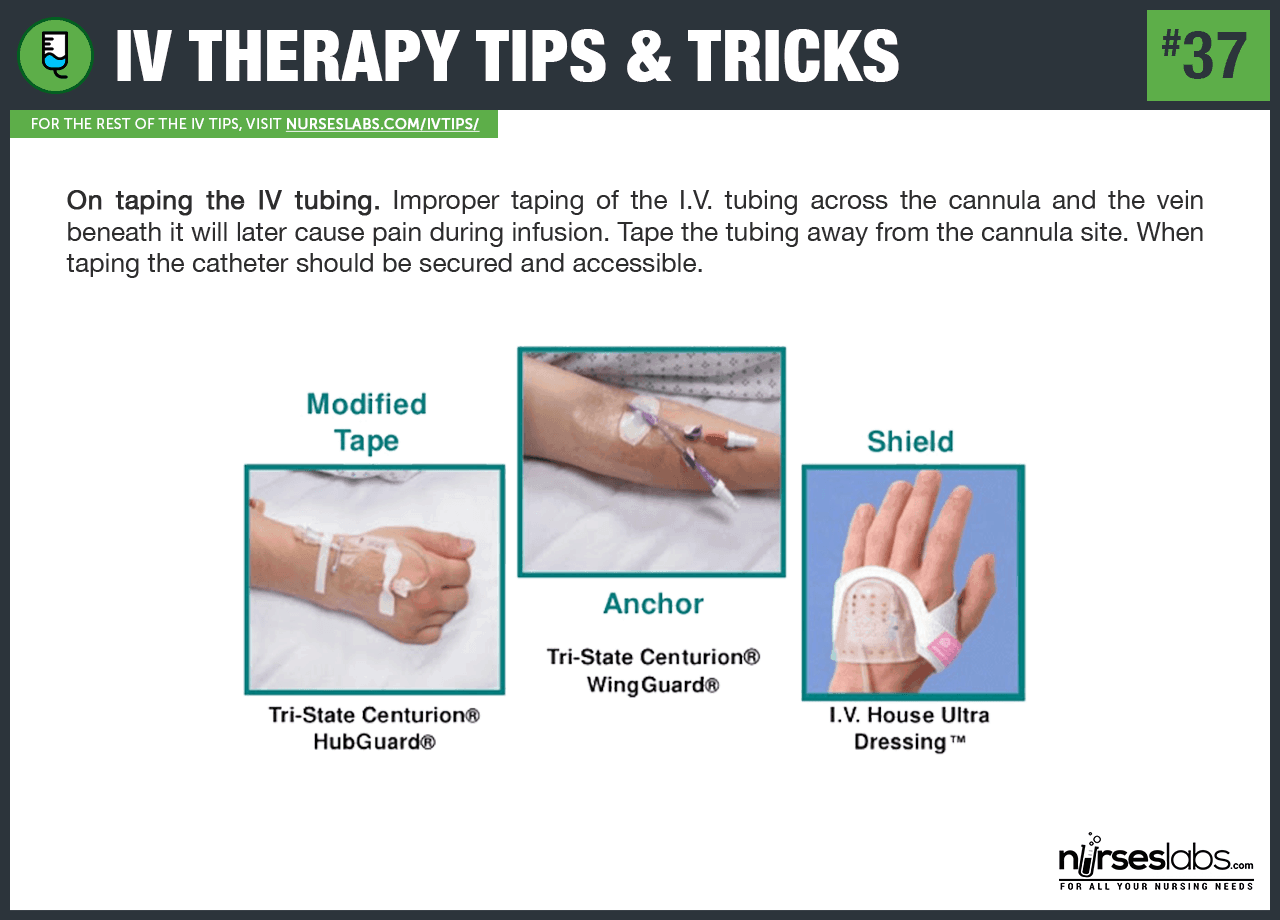 #37- IV Therapy Tips and Tricks for Nurses