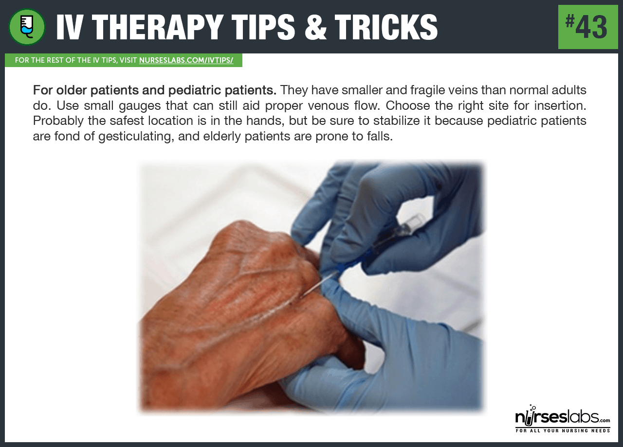 #43- IV Therapy Tips and Tricks for Nurses