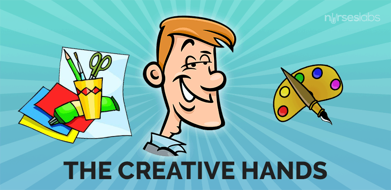 6. The Creative Hands