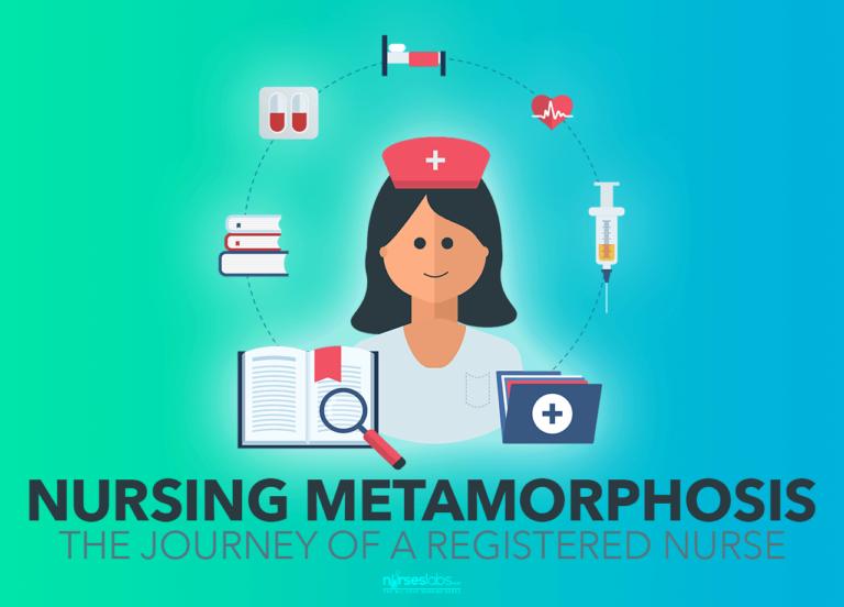 Nursing Metamorphosis: The Journey of a Registered Nurse