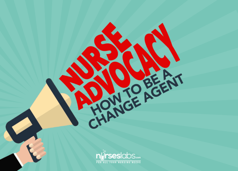 Advocacy Guide for Nurses: How To Be a Change Agent