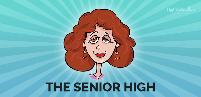 1. The Senior High