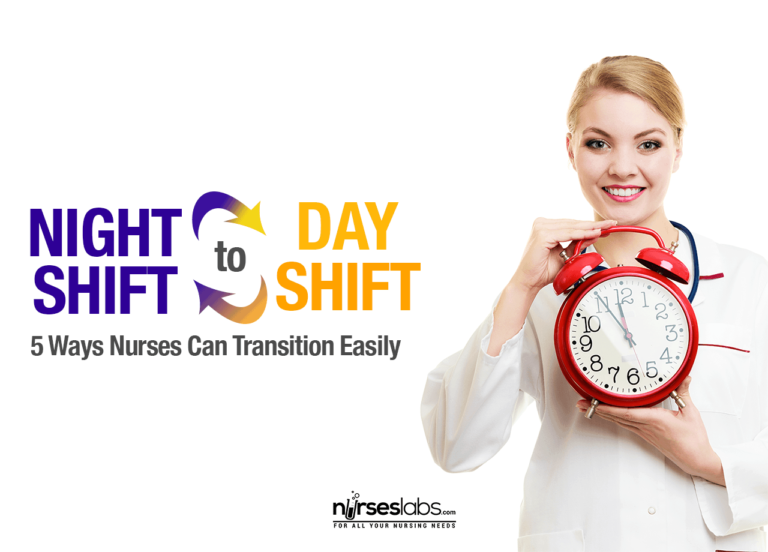 Night to Day Shift: 5 Tips Nurses Can Transition Easily