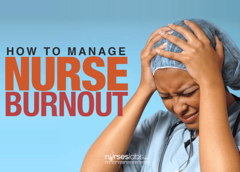 Nurse Burnout: 5 Ways to Manage Work Stress