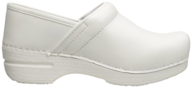 Dansko Women's Pro Xp Mule is one of the best nursing shoes.