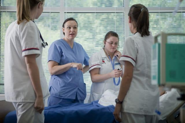 Proper delegation in nursing can help your team grow by teaching them. Image via: insidehighered.com