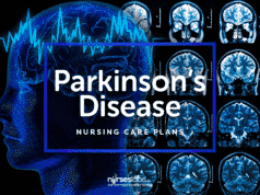 Parkinson's Disease Nursing Care Plans