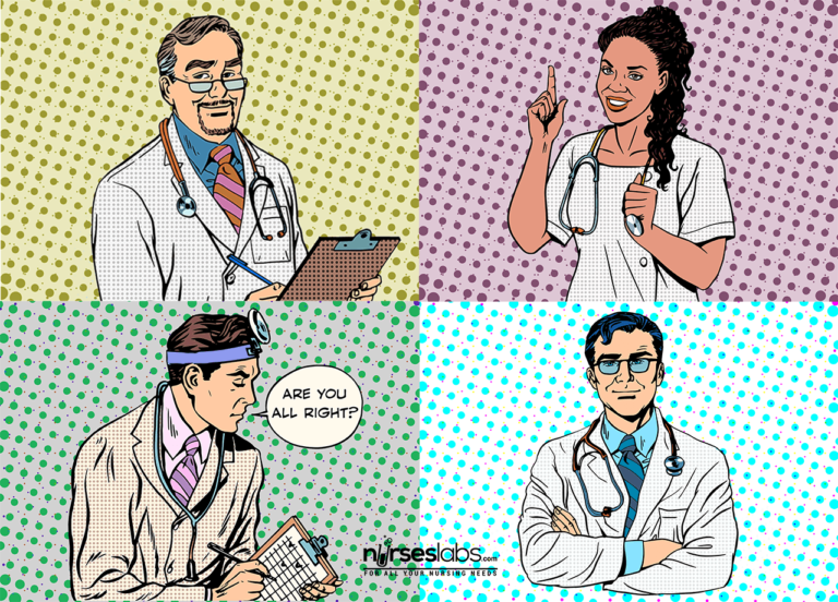 4 Kinds Of Doctors Nurses Love Working With