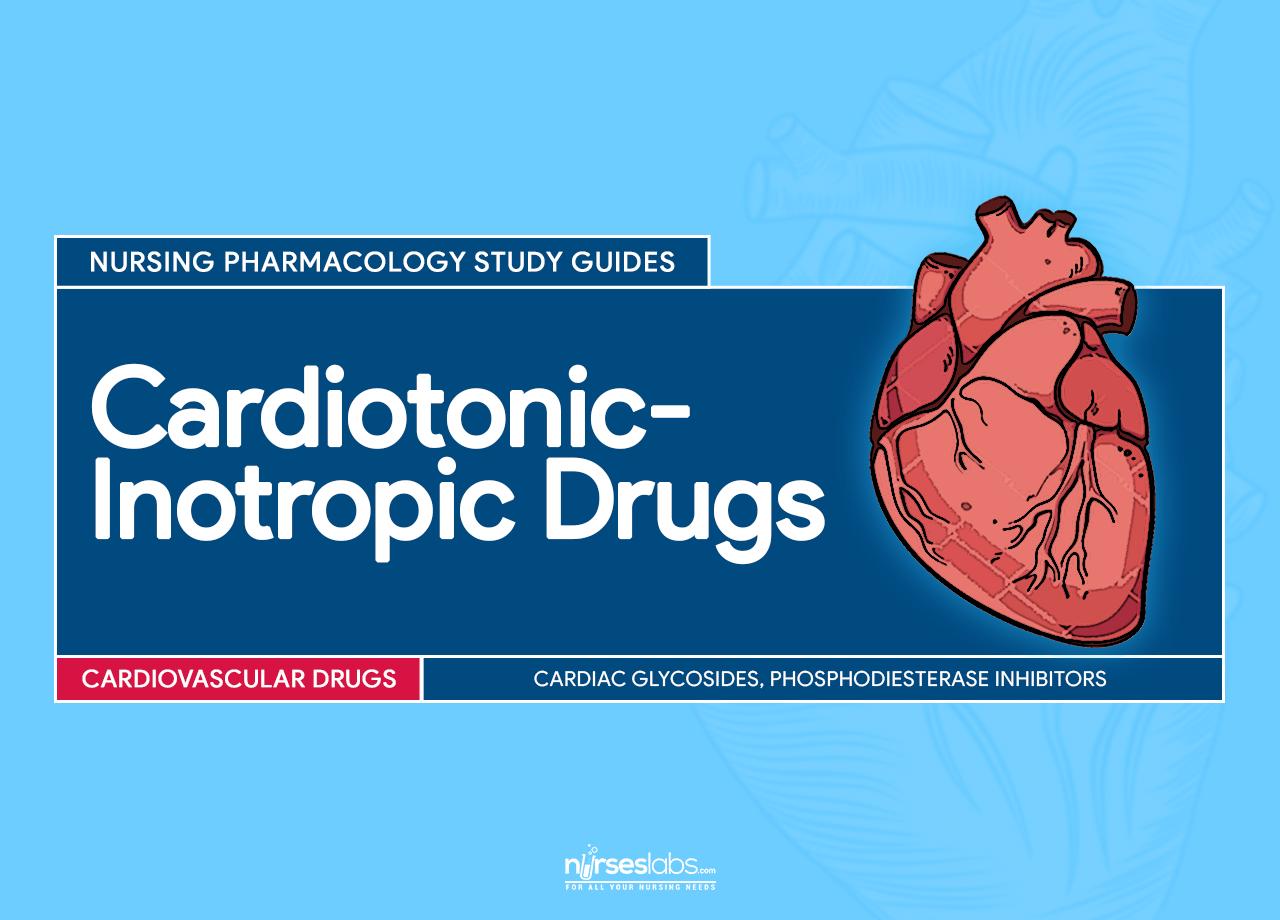 Featured Cardiotonic Inotropic Drugs
