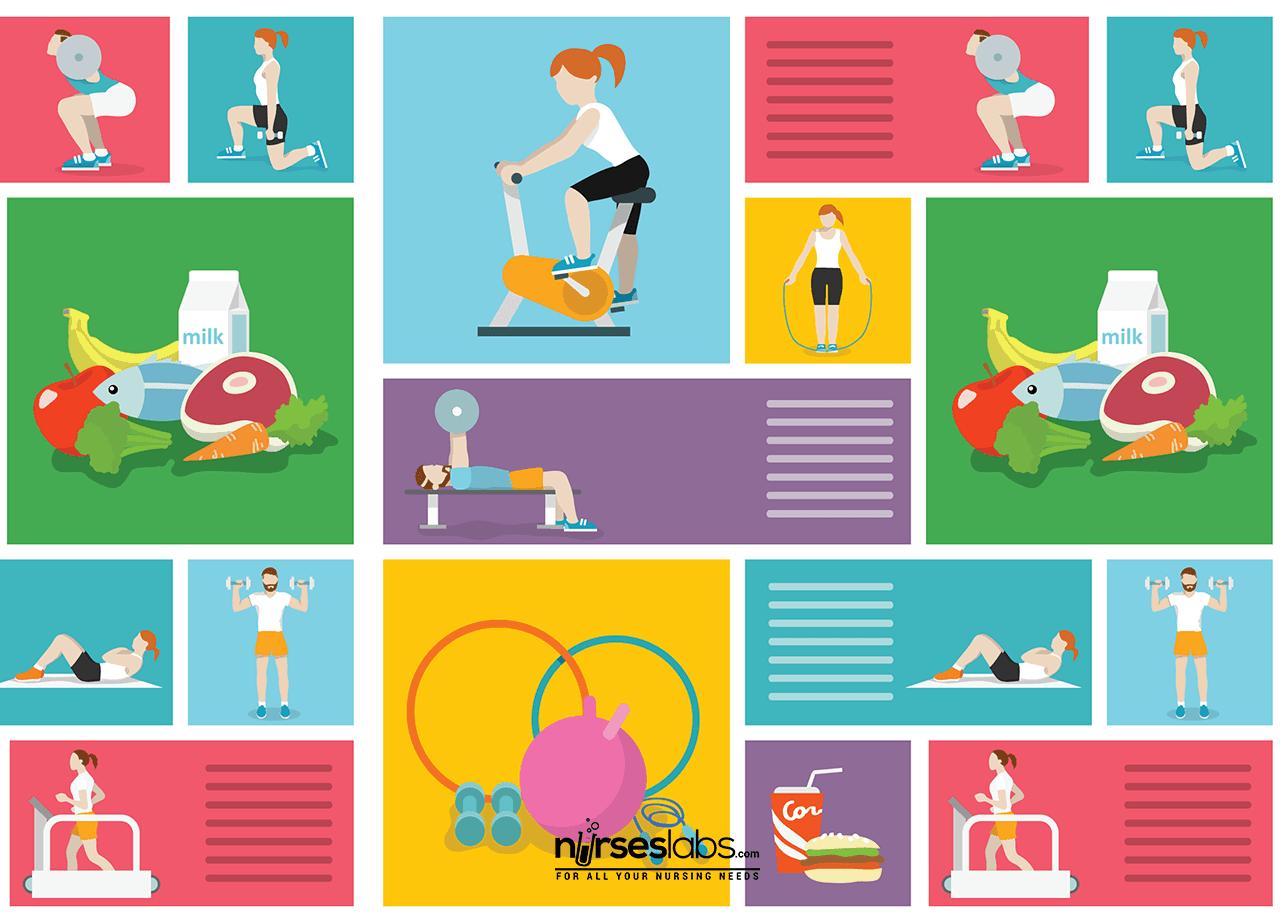 5 types of workout exercises nurses need to do