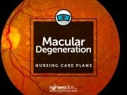 2 Macular Degeneration Nursing Care Plans