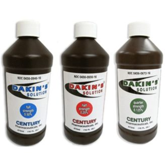 Dakin's Solution|healthykin.com