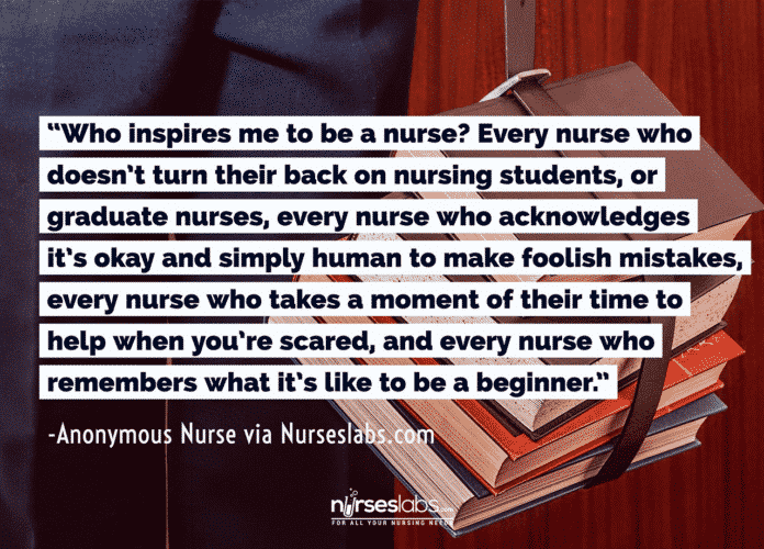 Nursing Quotes Custom 8 Inspiring Nursing Quotes To Keep You Going