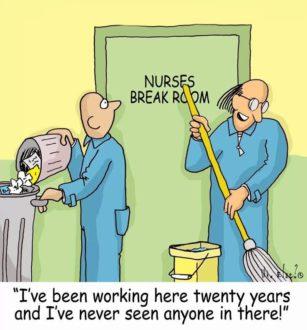 nursebreakroom